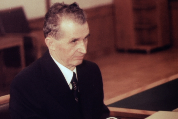 The Autobiography of Nicolae Ceausescu