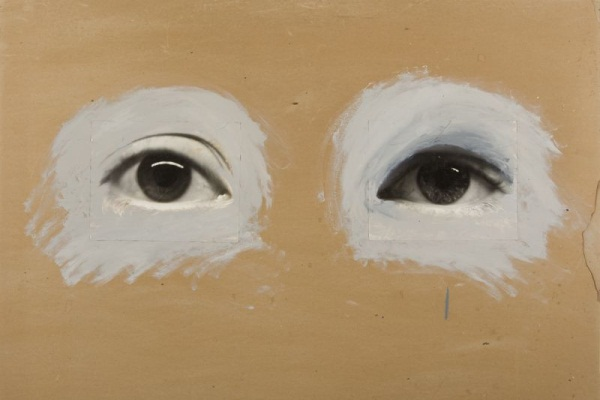 Eyes 2, by Charles Clough