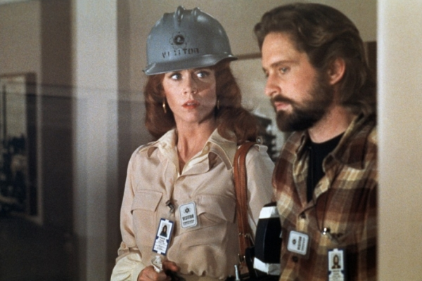 Image result for michael douglas jane fonda the china syndrome