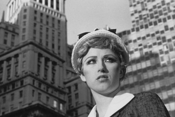 Image from the Untitled Film Stills series, by Cindy Sherman